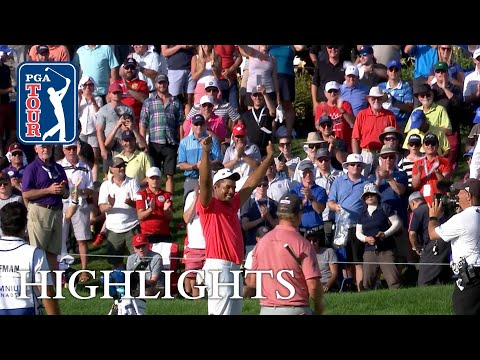Jhonattan Vegas extended highlights | Round 4 | RBC Canadian