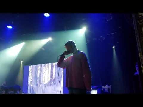 Corbin - Mourn (Live @ Warsaw Brooklyn, NY)