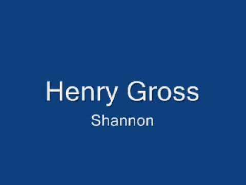 Henry GrossShannon