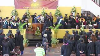 Tragedy at 64th ASCC Commencement Ceremony