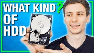 Are You Using the WRONG Type of Hard Drive?