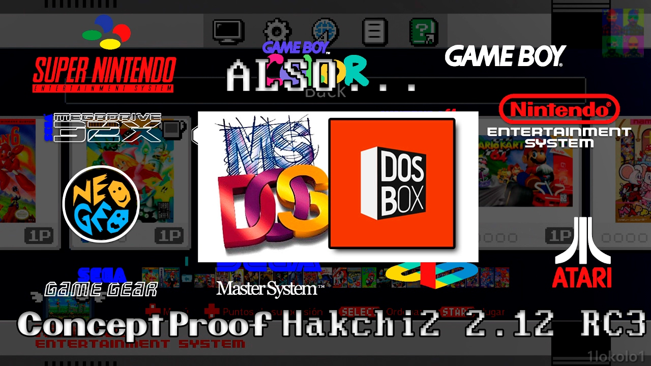 Official - hakchi2 - NES Mini very simple pimp tool   Page