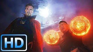 Танос идёт! Спасайтесь / Мстители: Война бесконечности (2018)