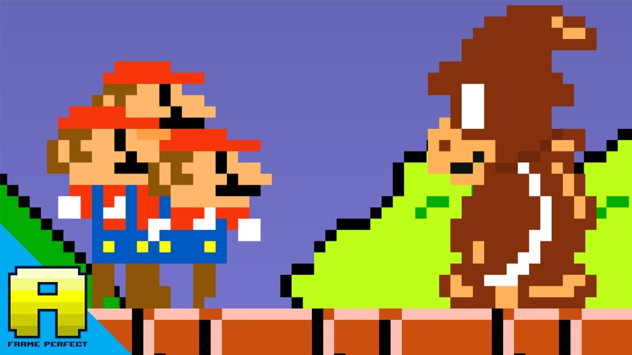 Super Mario All Stars Bloopers