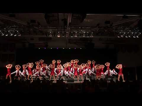 Holmen High School Midwest Express Finals Performance at Sauk Prairie 1/27/2018