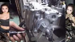 Cách tháo lắp động cơ yamaha nouvo lx 135 tại Toàn an đồng hp