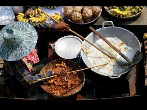 Die Asiatische Ernährung - Asiens Küche Doku deutsch