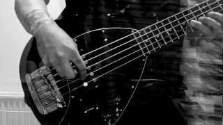 Daft punk - Random Access Memories - Bass cover (with tab) :D