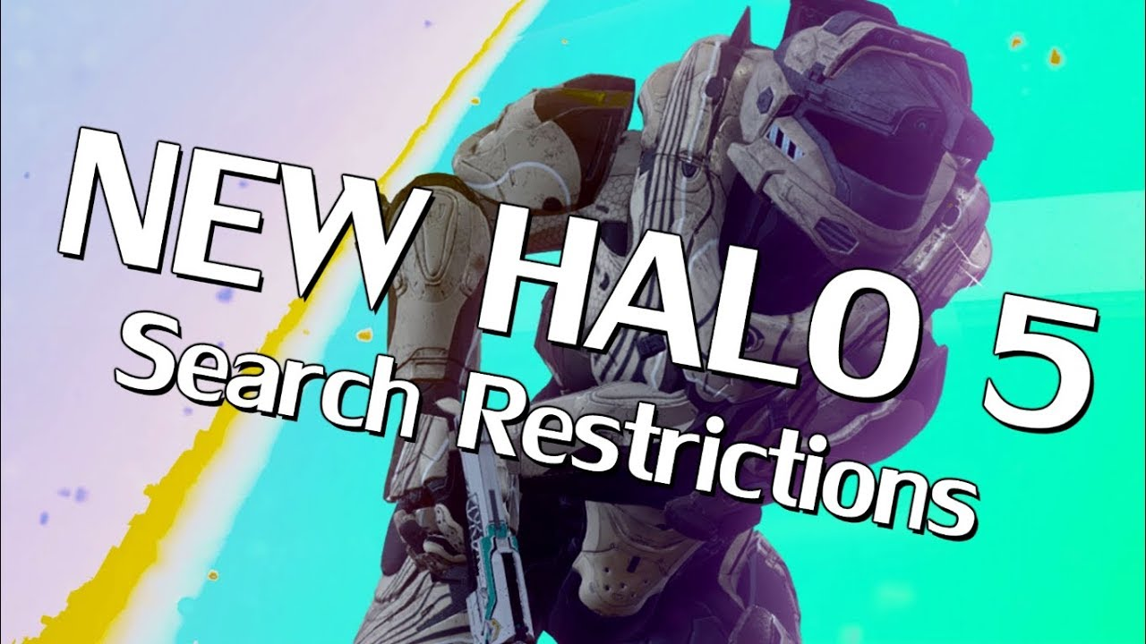 Halo matchmaking restarting search