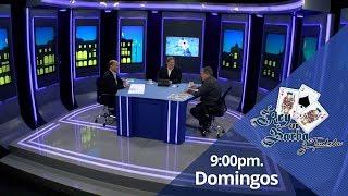 Rafael Rey, José Barba y Francisco Tudela no se callan nada a la ho...