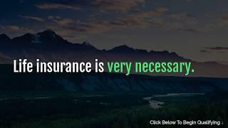 Life Insurance is very Necessary   John Lysack   Financial Security Advisor   Freedom 55 Financial