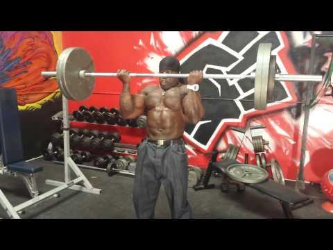 Kali Muscle - 275lb Barbell Curls | Kali Muscle