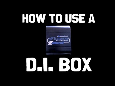 how-to-use-a-d.i.-box