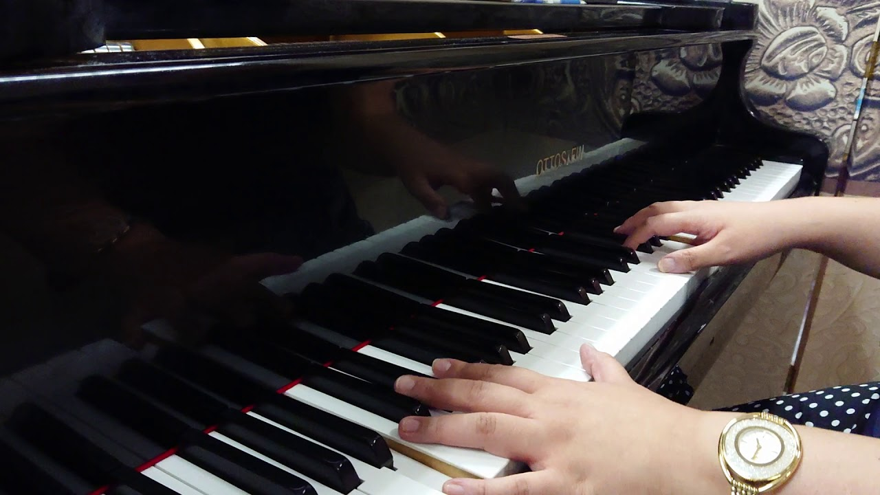 Piano Cover 飛云之下 piano 鋼琴師 - YouTube