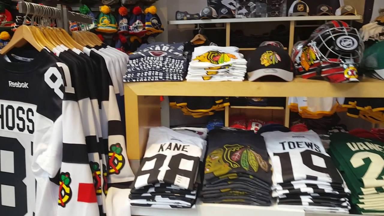 США. NHL Shop. Магазин НХЛ - YouTube b22601c6918