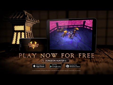Dungeon Hunter 5 - Xinkashi Unleashed Official Trailer