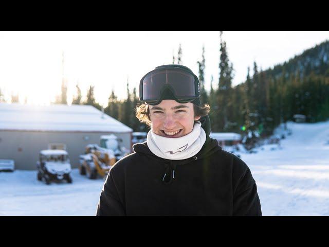 Evan Bush Video Profile - Park & Pipe Team