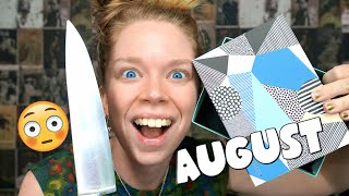 AUGUST BIRCHBOX! FT. BROKEN STUFF! thumbnail