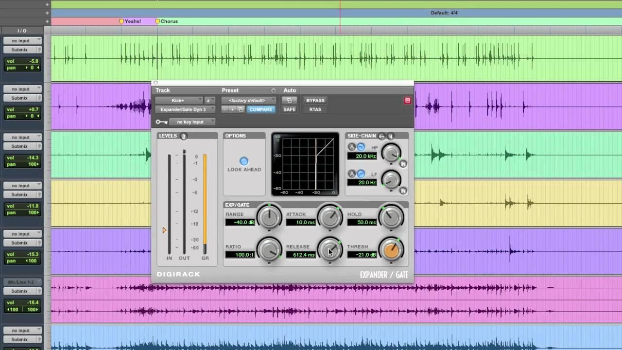 Free Noise Gate VST Plugins!