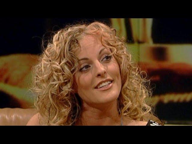 Sandy Mölling über ihr Leinwanddebüt - TV total