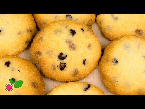 🍪 Chocochips Biscuits | Sugar & Gluten Free | Healthified | Yo +Green