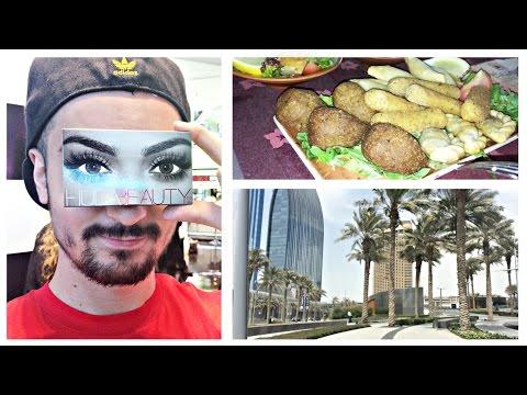 Dubai Mall e Cibo Libanese - Vlog Dubai