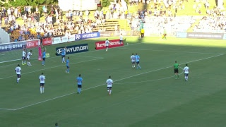 A-League 2018/19: Round 19 - Sydney FC v Central Coast Mariners (Full Game)