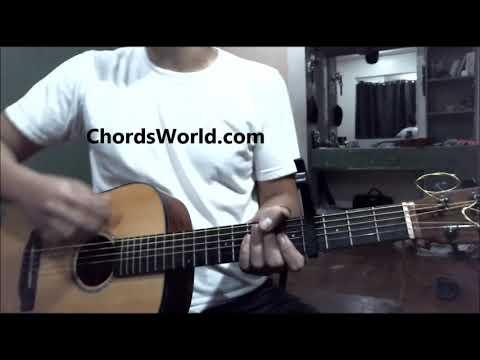 Promises Guitar Tutorial - Sam Smith & Calvin Harris - ChordsWorld