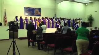 Antioch AME Church- Lord Prepare Me to be a Sanctuary
