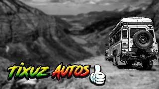 LOS TODO TERRENO DEL MERCADO MEXICANO   TIXUZ AUTOS