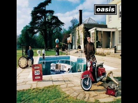 Oasis - It's Getting Better (Man!!)