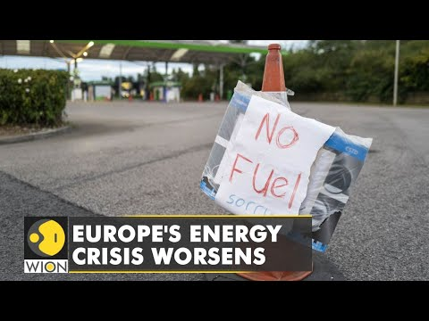Europe: Natural gas prices soar by 600% in 2021   WION Latest News   English News