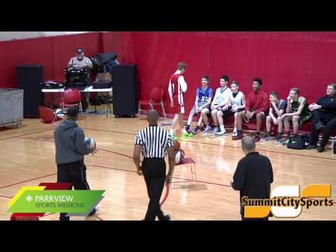 MVP Basketball - March Middle School Madness | 3-point Shootout