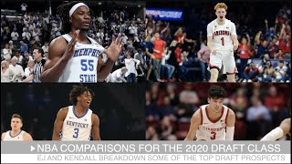 NBA Comparisons for the 2020 Draft: Nico Mannion, Precious Achiuwa, Tyrell Terry & Tyrese Maxey
