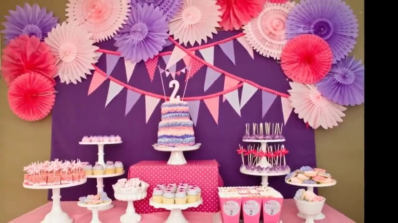 Best 3 Year Old Birthday Party Ideas At Home