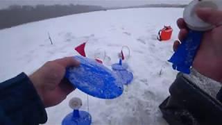 Рыбалка на ЖЕРЛИЦЫ 2020 БЕЗМОТЫЛКА В поисках рыбы