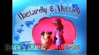 Boomerang UK: Dastardly and Muttley in Their Flying Machines (Bumpers+Sing Along Theme)