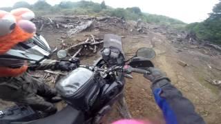 Adventure Ride Tasmania  -  Magnet Mine Track