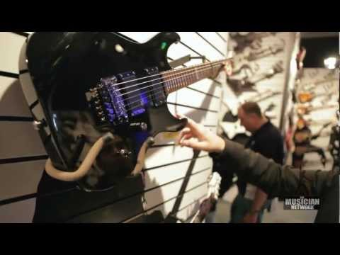 ESP Guitars: NAMM 2012 Product Showcase