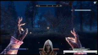 Skyrim - Better Vampires Mod Installed