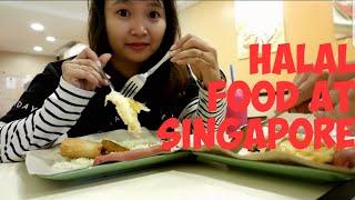 HALAL FOOD AT SINGAPORE