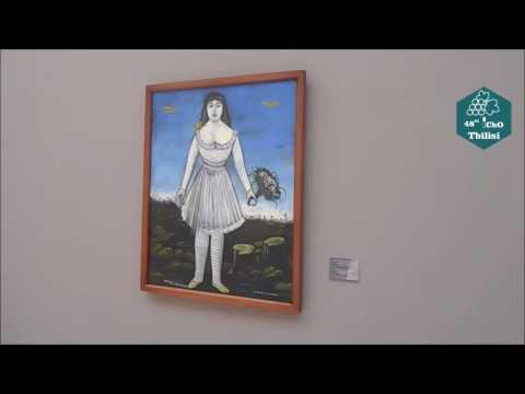 Ana Shalamberidze - Guide of Peru (IChO-48)
