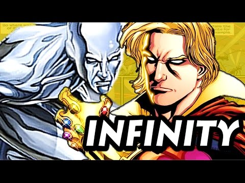 Avengers Infinity War - Adam Warlock and the Infinity Gauntlet Explained