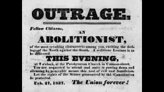 The Abolitionists and the Negroes(1)