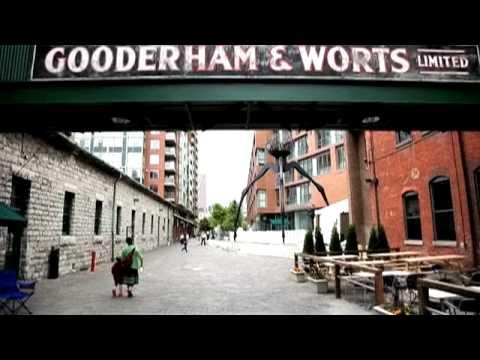 Historic Distillery District | Old Toronto | Tourism Toronto