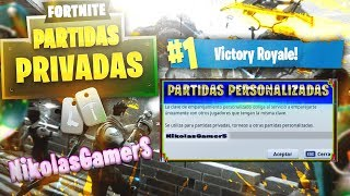 ★ DIRECT PLAYING PRIVATE PARTIES WITH FRIENDS + FORTnite ★ START PACK