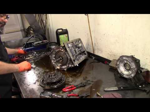 aw4 transmission teardown jeep cherokee youtube. Black Bedroom Furniture Sets. Home Design Ideas