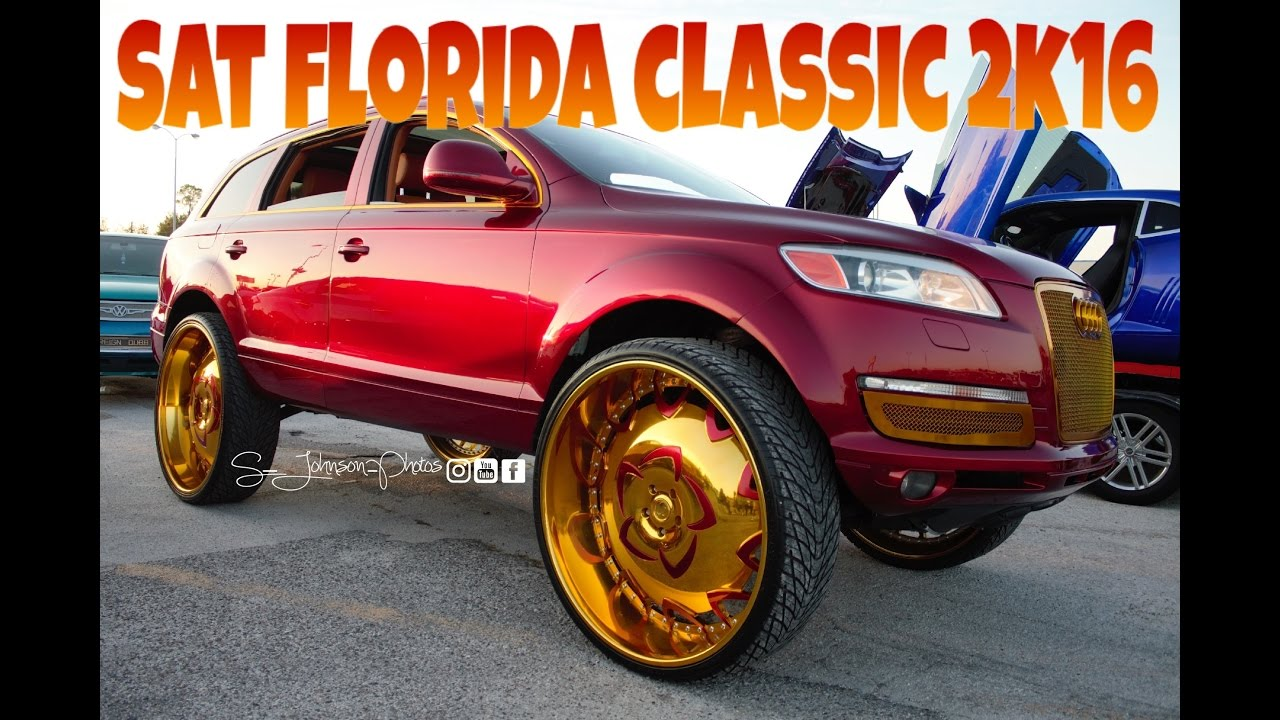 Florida Classic Weekend Sat Night In Hd Big Rims Classic