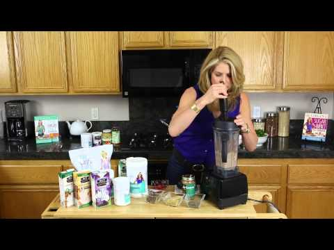 How To Make A Healthy Protein Shake That Tastes Like A Candy Bar!