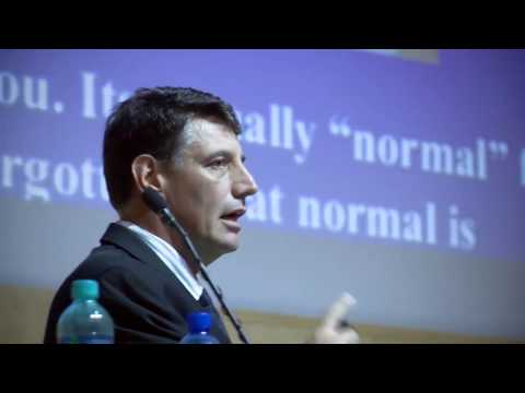 Dr Robert Cywes - What Does A Surgeon Know About Psychology And Addiction?